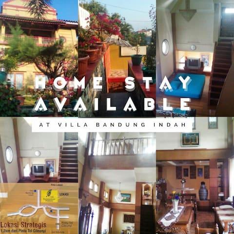 Villa/Guesthouse Manglayang-Jatinangor