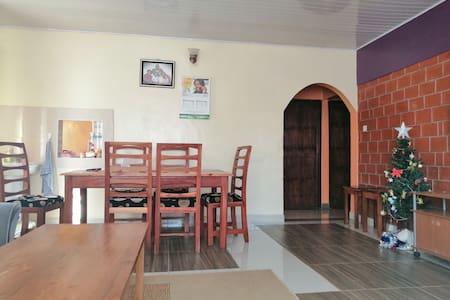 Tito's home in Taita Hills-Wundanyi Town