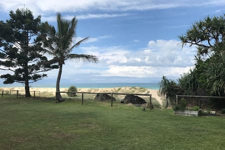 Laid Back Beach Shack in Palm Beach! - Palm Beach - Flat