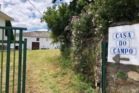 Casa de campo en Lugo, entre Monforte y Sarria