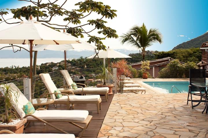 A Melhor Vista de Ilhabela /Suites standard