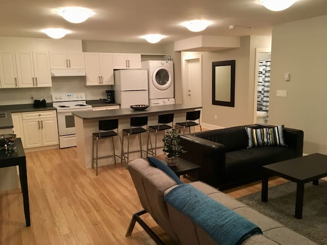 BRAND NEW 2bd, 1bath LYNN VALLEY Legal Suite! - North Vancouver