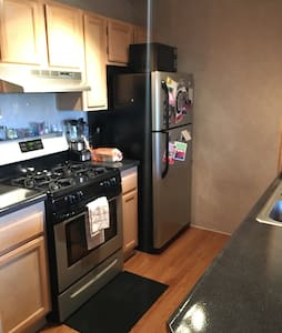Large 1 bed/1 bath minutes from downtown - Apartemen