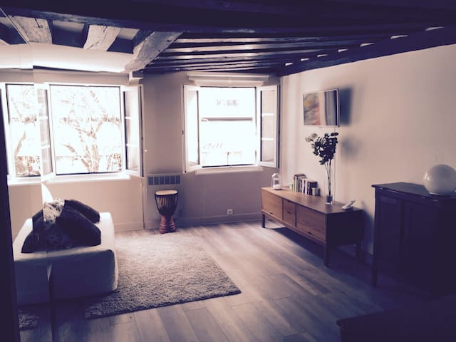 Quiet & Cozy Studio in Latin Quarter