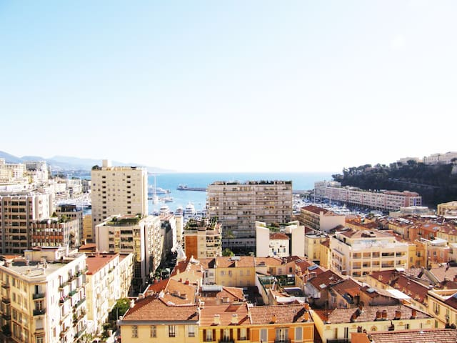 Luxury Appartement - 200 m from the port - Monaco - Apartment