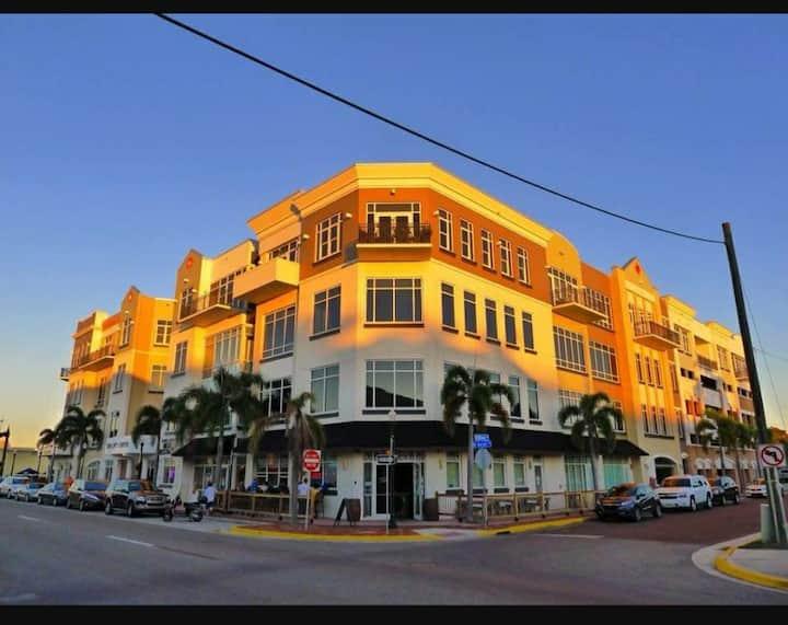 Two Balcony Condo overlooking Downtown Punta Gorda