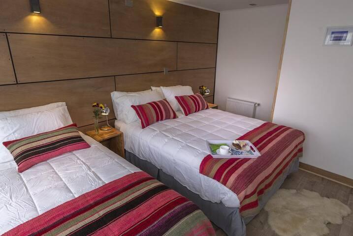 Doble Suite Habitación