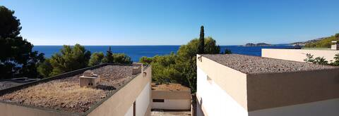 Merlier22  / Villa bord de mer / Ramatuelle