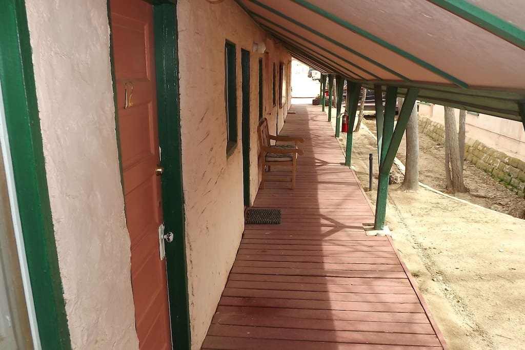 Exterior Hall
