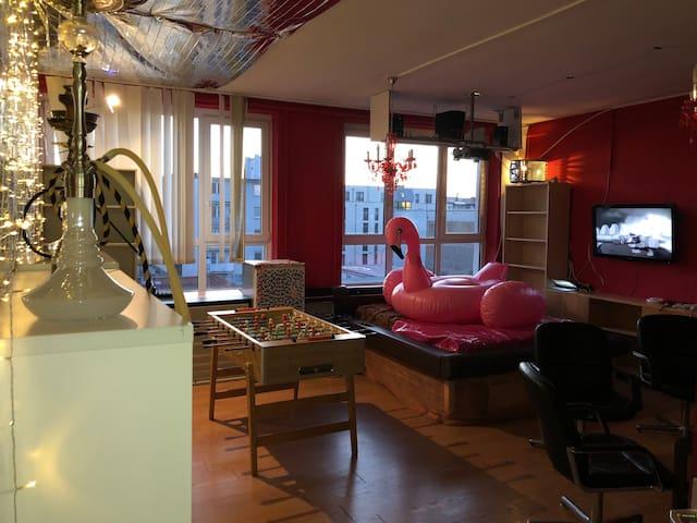 BIG Loft 63 - Offenbach/Frankfurt