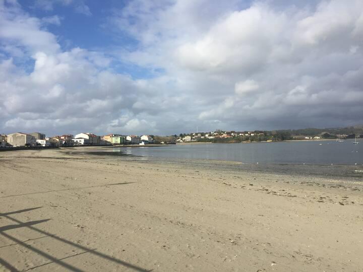Ático con vistas al mar
