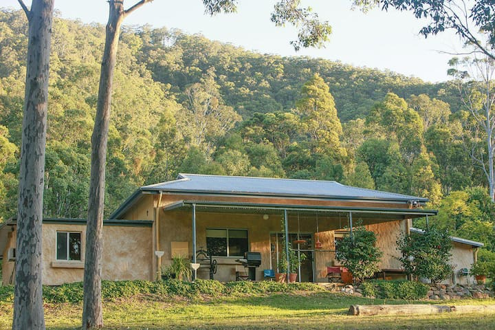 Lyrebird Studio Hideaway in the Watagans - be at one with nature