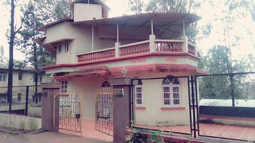 Laidback fun bungalow in Panchgani - Mahabaleshwar - Villa