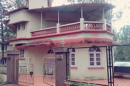 Laidback fun bungalow in Panchgani - Mahabaleshwar