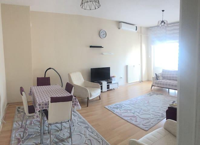 3+1 Beautiful and cozy apart in downtown Bursa
