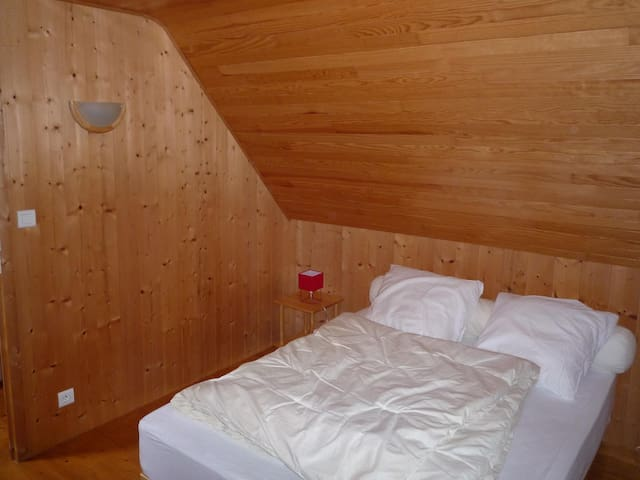 Nice Chamber near the National Park - Shawinigan - Haus