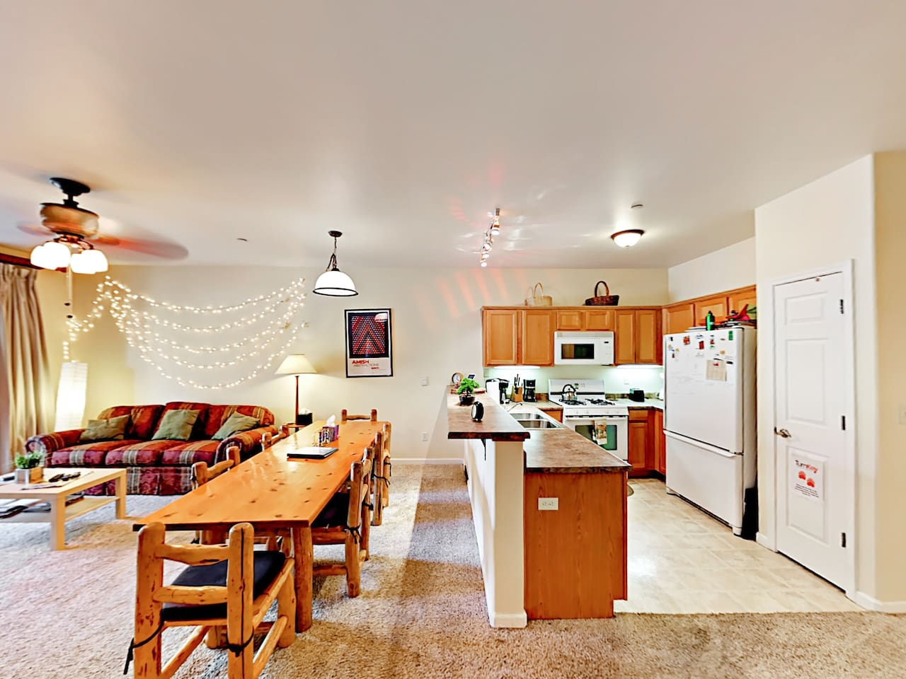 Welcome to Truckee! This townhouse is professionally managed by TurnKey Vacation Rentals.
