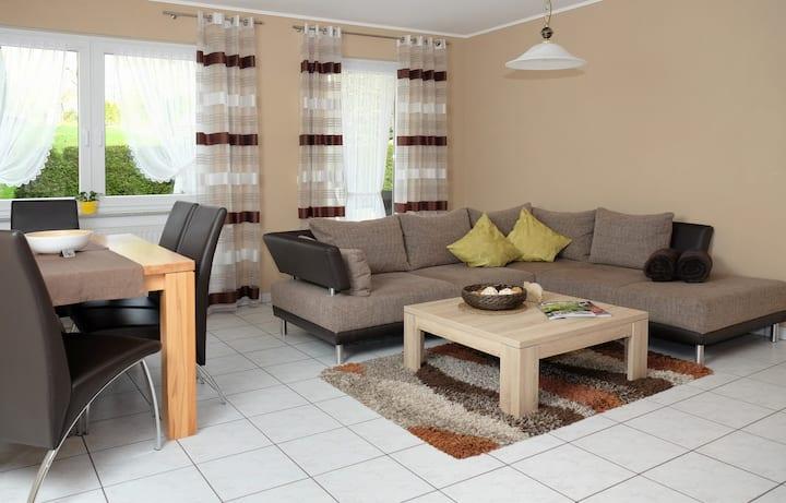 Ferienwohnung Neu-Afrika im Landgasthaus Hoffmann