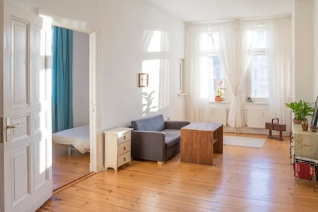 beautiful Room for two in Friedrichshain-Centre - Berlin - Hus