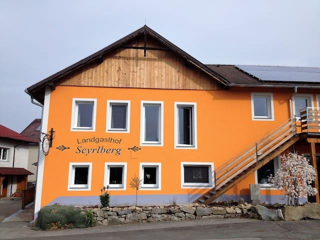 Landgasthof Seyrlberg - Reichenau im Mühlkreis - Wikt i opierunek