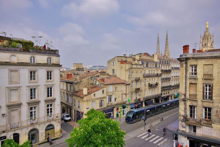 LA SUITE - Studio cœur de Bordeaux