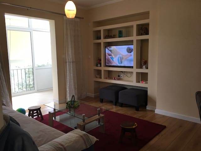 2 Bedroom Apartment, Palaio Faliro - Notios Tomeas Athinon - Leilighet