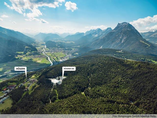 Residenz Berghof Mösern | Top 2