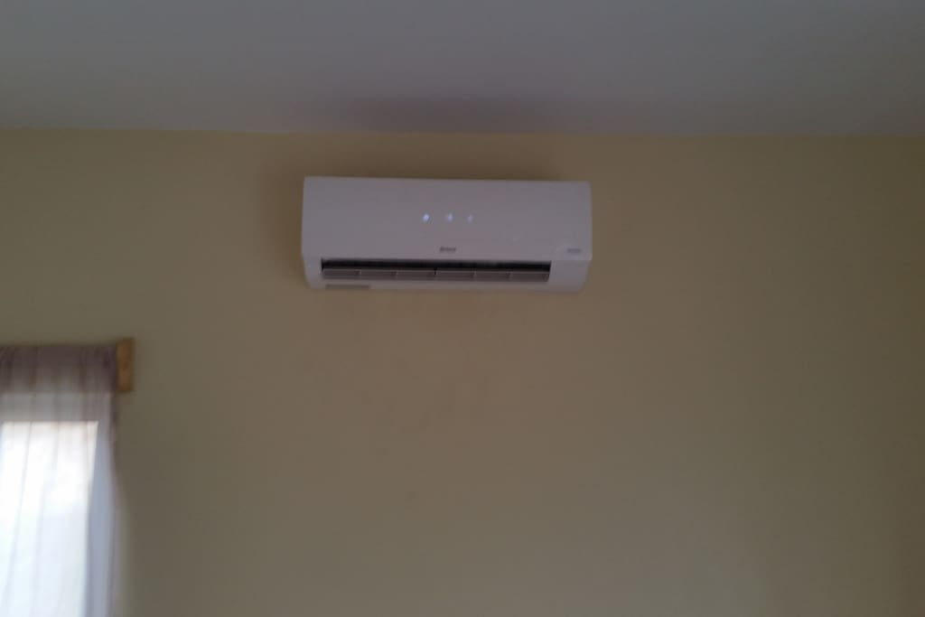 Rooms with Air-conditioning