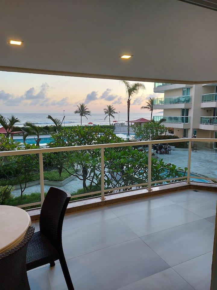 Vista Mar em Villa del Sol Residences