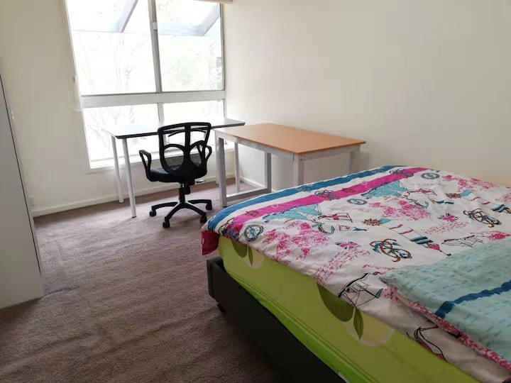 Affordable cozy Room #B in quiet suburb Belconnen