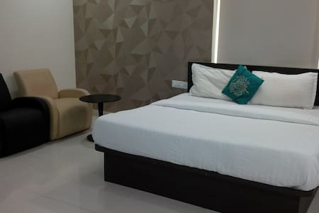 1 BHK Fully Furnished Studio Flat - Hyderabad - Apartment