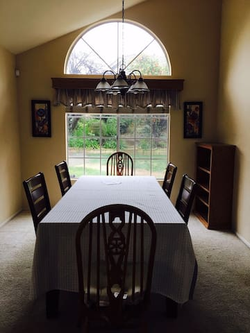 Big house for family trip in LA - Chino Hills - Bed & Breakfast