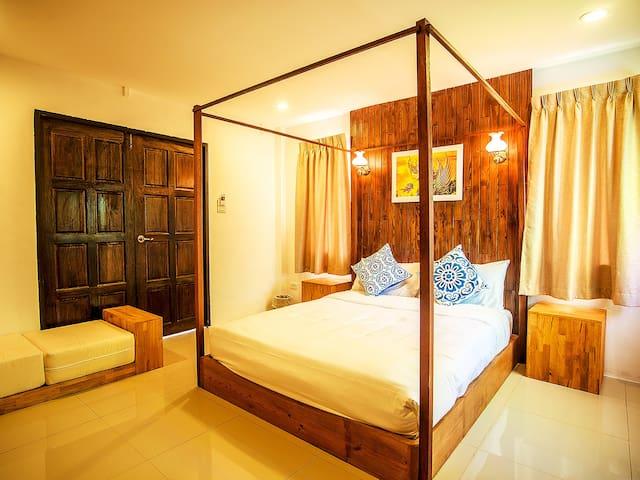 Pai Yododo Resort 独栋别墅Villa 4 Rooms - Mae Hong Son - House