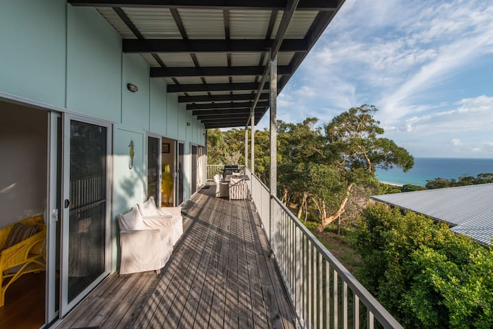 Seabreeze Guesthouse - Level 2 - Point Lookout - Apartment