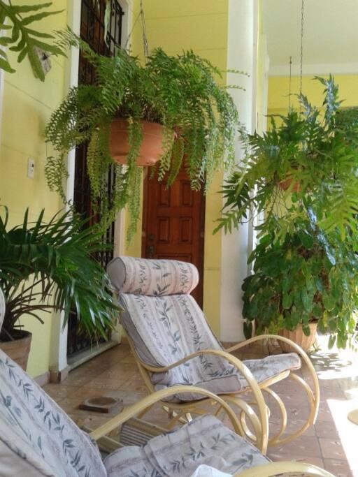 Casa Mara jardin 2
