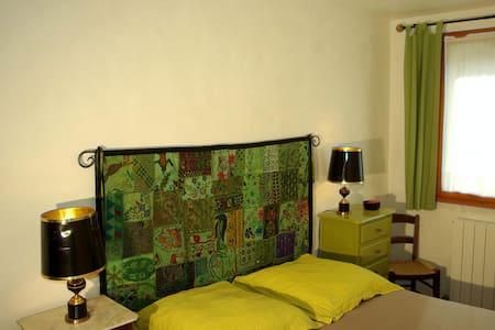 "Le Fournat Chambre ""vert anis"" - Val-Maravel"