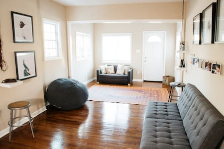 Comfy, Clean Renovated Home - Close to Downtown - Durham