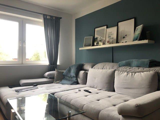 Schöne 1,5-Zimmer-Wohnung in Hamburg Hamm-Nord
