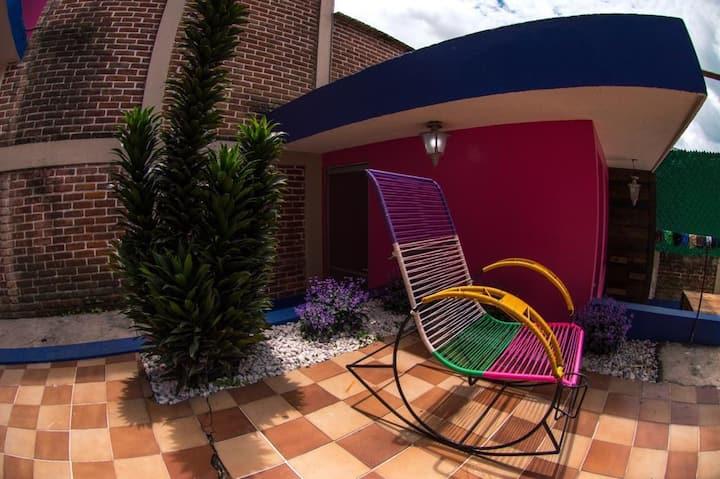 Acogedora Habitación en el centro de Xalapa