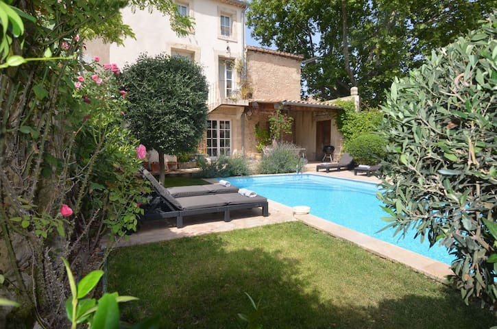Lovely house in south of France - Aumes - Huis