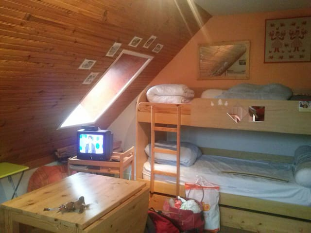 Loue STUDIO 4 Person. Le Seignus d'Allos 1600m 04
