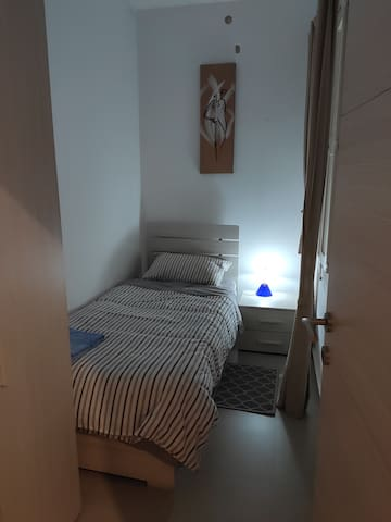 Comfortable room in a shared apartment