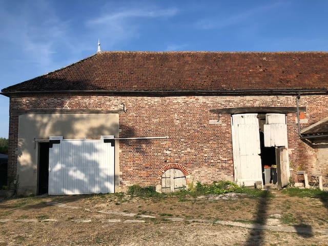 Grange et garage