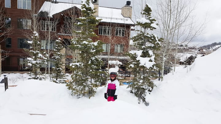 Deer Valley, Luxury Ski-in/Ski-out