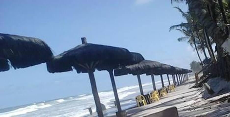Aconchego próximo a praia - Praia dos milionários  - Dům