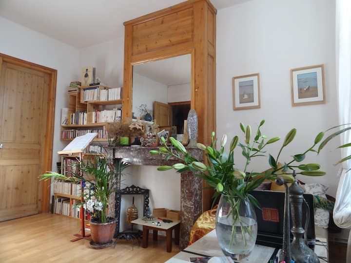 Lovely apartment in Lille Moulins
