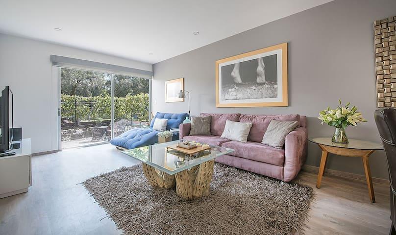 Exclusivo departamento con terraza privada