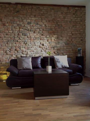 Schöne Ferienwohnung am Zuckerberg - Oppenheim - Apartment