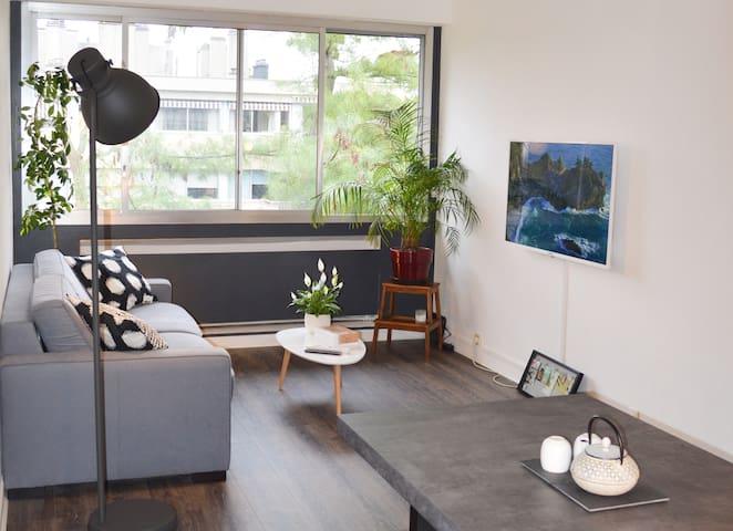 Studio Boulogne Longchamp - Boulogne-Billancourt - Flat