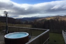 Rural Getaway in the Highlands (Option of Hot Tub)